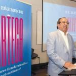 Retrato sobre tiranía de Daniel Ortega