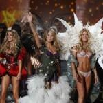 Ángeles de Victoria's Secret, por primera vez en París