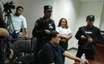 No incrementarán pena al doctor David Páramo. La Fiscalía pedía 4 años de cárcel. LA PRENSA/ M. VÁSQUEZ