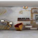 Decoración: diseños industriales y divertidos