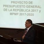 Consulta al Presupuesto General de la República será limitada