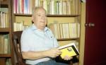 Octavio Robleto escritor y dramaturgo de obras infantiles. LA PRENSA/URIEL MOLINA.
