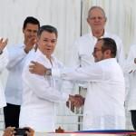 El presidente inconstitucional Daniel Ortega y el titular del CSE,  Roberto Rivas, en 2008. Desde ese año el tribunal electoral es señalado de fraude.