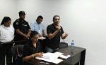 Fiscalía y PGR pidieron 4 años de cárcel para ex registrador civil de las personas de Nandasmo. LA PRENSA/ M. VÁSQUEZ