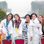Exparticipantes de Miss Internacional hablan del triunfo de Brianny