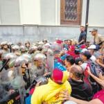 Maduro y oposición a medir fuerzas hoy