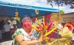 La ciudad de Masaya está situada a 27 kilómetros de Managua y se caracteriza por tener las fiestas patronales más extensas de Nicaragua en honor a San Jerónimo.LA PRENSA/ N.GALLEGOS