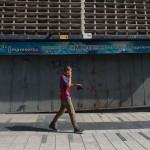 Huelga convocada por la oposición venezolana se cumple a medias