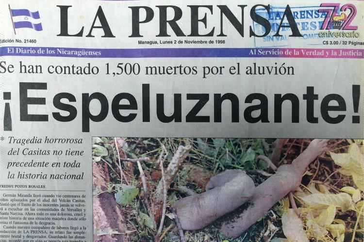 El d a que el volc n casita sepult a miles de nicarag enses Noticias del dia en el mundo del espectaculo