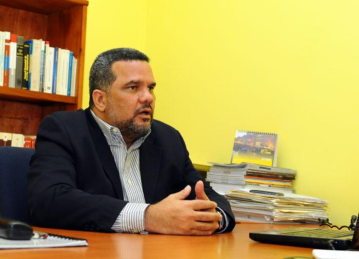 Gabriel Álvarez. LA PRENSA/Carlos Valle.