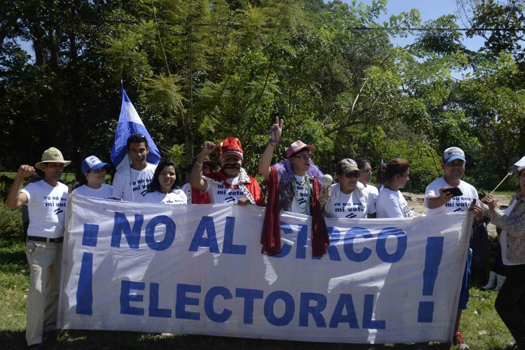 Farsa electoral