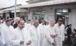 Los obispos del pais viajaron a El Vaticano a una visita ad limina para informar al Papa Benedicto XVI sobre el estado moral y espiritual de la Provincia Eclesiastica de Nicaragua. LA PRENSA/L.E. MARTINEZ M.
