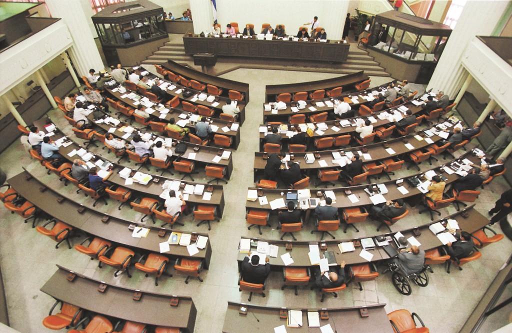 Asamblea Nacional. LA PRENSA/Archivo