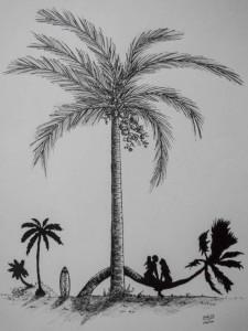 11 Dibujo de Donald Weil
