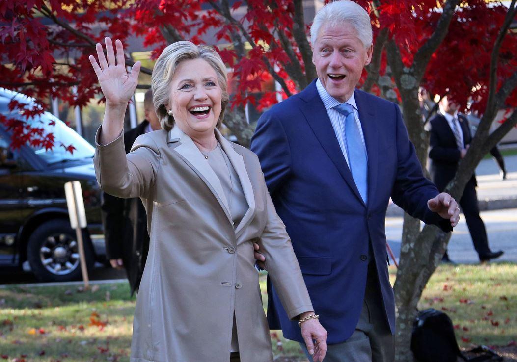 Elecciones, Clinton, Trump