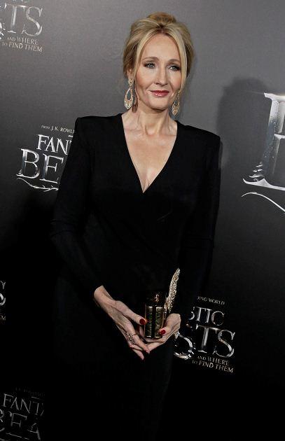 La escritora J.K. Rowling. LAPRENSA/ EFE/PETER FOLEY