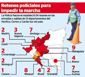 Tranques policiales