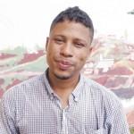 Época minera en mural en Caribe Norte