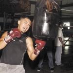 Randy Caballero peleará hasta inicios de 2017 en Nicaragua