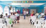 Pocos pobladores participan en los cabildos  del municipio de Boaco. LA PRENSA/M.RODRÍGUEZ