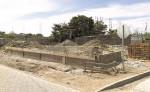 Los opositores critican que nuevo parque de ferias se construye por política y no por necesidad. LA PRENSA/ M. RODRÍGUEZ