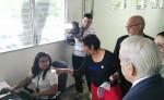 El sistema de gestión se implementará como proyecto piloto en Managua por seis meses, luego se verá su aplicación en los demás departamentos. LA PRENSA / M. VÁSQUEZ