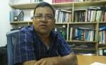 Jorge Mendoza del Foro de Educación dice que la formación técnica para los maestros podría desaparecer. LAPRENSA/I.MUNGUÍA