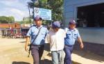 Joel Bismarck Salazar  fue detenido por la muerte de tres personas. LA PRENSA/J.GARTH
