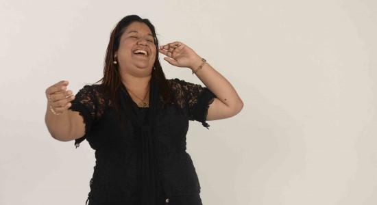 María Rosa Alizaga uno de los relevos de la Comedia Nacional de Nicaragua