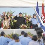 Ortega usa a Policía y Ejército