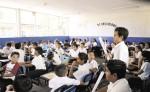 Matrícula escolar va a buen ritmo según autoridades. LAPRENSA/ARCHIVO
