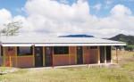 Este centro de salud de Boaco no abre diario,  no hay medicinas, los servicios higiénicos están dañados y los pacientes piden mejor atención. LA PRENSA/M. RODRÍGUEZ
