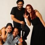 El relevo de la poesía, pintura y arte joven con el grupo Bajorrelieve