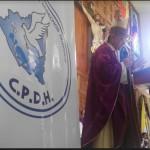 """Obispo Silvio Báez: """"es urgente renovar toda la estructura política"""""""
