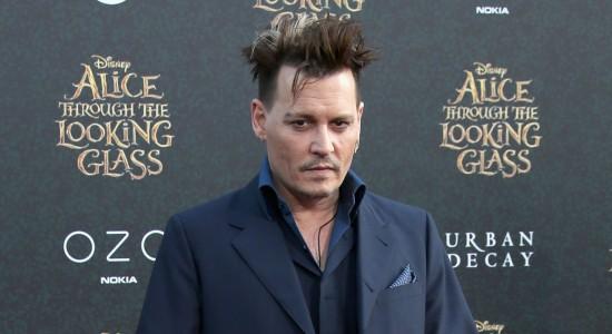 Johnny Depp se lleva el título del actor menos rentable
