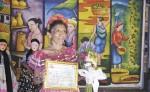 Por su aporte a la tradición y cultura de Masaya y de Nicaragua,  Marta Toribio ha sido declarada Promotora de la Cultura Tradicional de Masaya. LA PRENSA/N.GALLEGOS