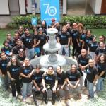 Unicef celebra con niños nicaragüenses su 70 aniversario