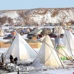 Protesta une a tribus de América