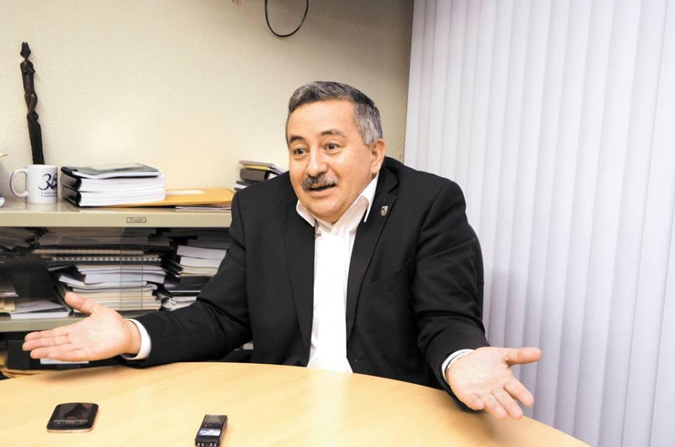 Telémaco Talavera en 2015. LA PRENSA