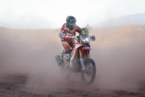 Joan Barreda es el nuevo líder en la especialidad de motos. LA PRENSA/EFE/Nicolas Aguilera