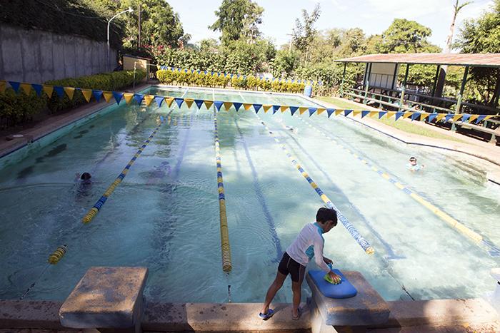 Por las tardes se imparten clases privadas. LAPRENSA/URIELMOLINA