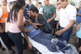Nicaragüense que perdió sus piernas en México dado de alta en Ocotal