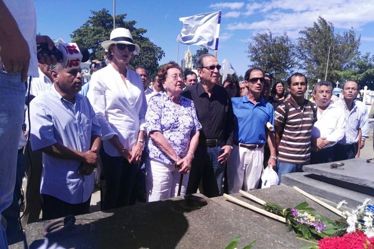Rinden homenaje al Héroe Nacional Pedro Joaquín Chamorro Cardenal
