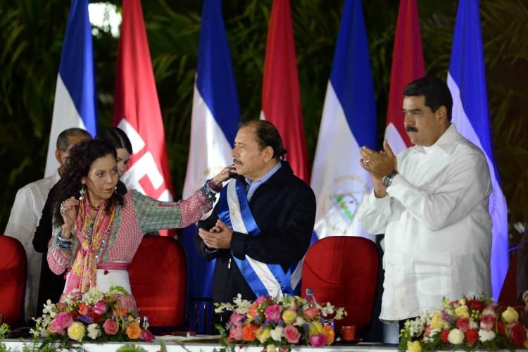 Ortega en su primer discurso no profundiza en ningún tema