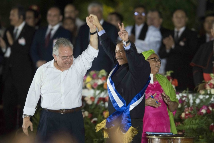 Así te contamos la toma de posesión de Daniel Ortega y Rosario Murillo