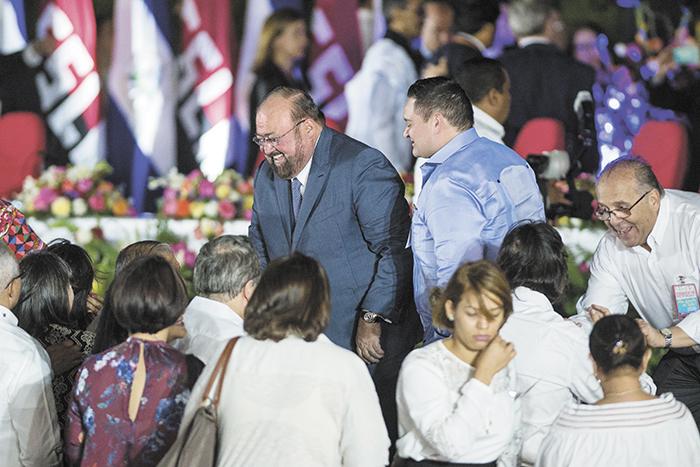 El presidente del CSE, Roberto Rivas, es señalado de ser el principal dirigente de los fraudes en los comicios posteriores al 2006. LA PRENSA/O. NAVARRETE