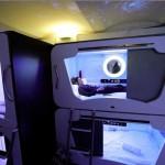 """""""Subspace"""", un hotel con cápsulas espaciales"""