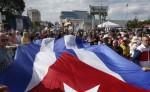 La diáspora cubana encontró en Miami su sitio más emblemático. GETTY IMAGES