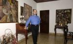 Julio Icaza Gallard, ex embajador y ex representante de Nicaragua ante las Naciones Unidas, ONU. Foto/Roberto Fonseca/LA PRENSA.