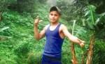 Oneyvin Oniel Borge Acuña se tomó esta foto momentos antes de ser decapitado en Maleconcito, en Wiwilí, Jinotega. No conocía a su agresor José Hilario Olivas Umanzor.